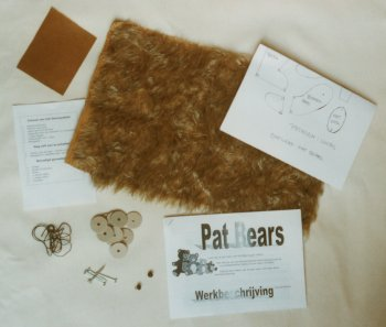 Example Contents of a Bear Kit